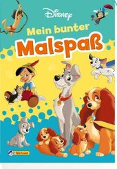 Disney Klassiker: Mein bunter Malspaß