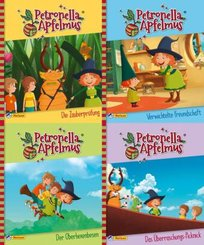 Nelson Mini-Bücher: Petronella Apfelmus 1-4 (Einzel/WWS)