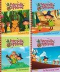 Nelson Mini-Bücher: 4er Petronella Apfelmus 1-4