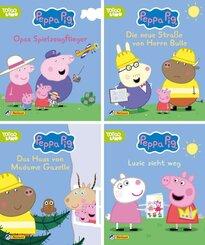 Nelson Mini-Bücher: 4er Peppa 17-20