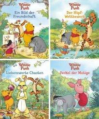 Nelson Mini-Bücher: 4er Disney Winnie Puuh 9-12