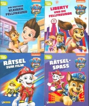 Nelson Mini-Bücher: PAW Patrol - Der Kinofilm 1-4 (Einzel/WWS)