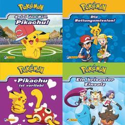 4er-Set Maxi-Mini 21: Pokémon