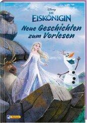 Disney Die Eiskönigin: Neue Geschichten zum Vorlesen