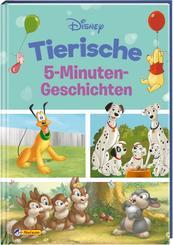 Disney: Tierische 5-Minuten-Geschichten