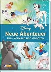 Disney Klassiker: Neue Abenteuer zum Vorlesen und Anhören