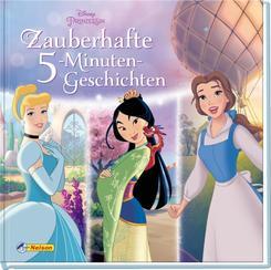 Disney Prinzessin: Zauberhafte 5-Minuten-Geschichten
