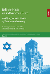 Jüdische Musik im süddeutschen Raum / Mapping Jewish Music of Southern Germany