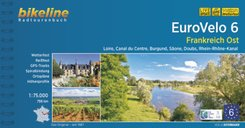 Eurovelo 6 Frankreich Ost