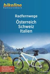 RadFernWege Österreich, Schweiz, Italien