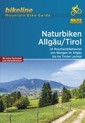 Naturbiken Allgäu/Tirol