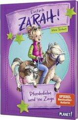 Einfach Zarah! 3: Pferdediebe und 'ne Ziege