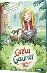 Greta und Gauner 2: Die Zauberpony-Rallye