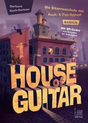 House of Guitar. Band 1: Basics