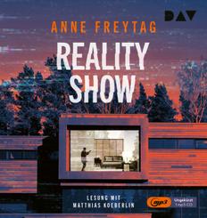 Reality Show, 1 Audio-CD, 1 MP3