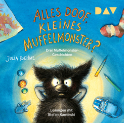Alles doof, kleines Muffelmonster?, 1 Audio-CD