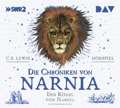 Die Chroniken von Narnia - Teil 2: Der König von Narnia, 2 Audio-CD