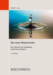Das neue Wasserrecht