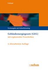 Gebäudeenergiegesetz (GEG)