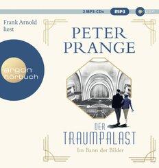 Der Traumpalast, 3 Audio-CD, 3 MP3
