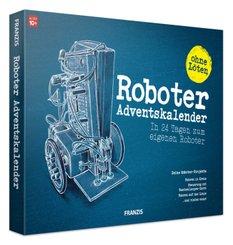 Roboter Adventskalender  - ohne Löten