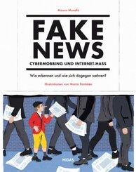 Fake News - Cybermobbing - Internet-Hass