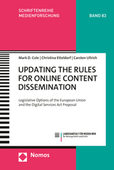 Updating the Rules for Online Content Dissemination