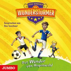 Der Wunderstürmer. Das Wunder von Hegenwald, Audio-CD