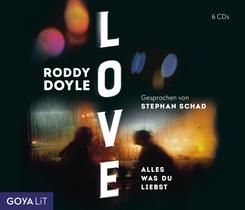 Love. Alles was du liebst, 6 Audio-CD