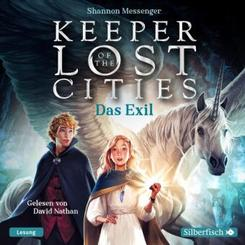 Keeper of the Lost Cities - Das Exil, 13 Audio-CD
