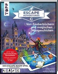 Escape Adventures AR - Augmented Reality. Von Zauberbüchern und magischen Missgeschicken