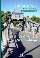 Los geht´s... Von Poll bis Stammheim