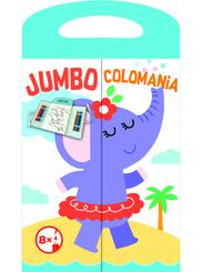 Jumbo Colomania - Elefant, Set