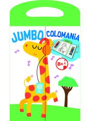 Jumbo Colomania - Giraffe, Set