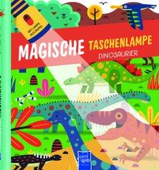 Magische Taschenlampe Dinosaurier