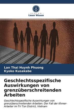 Geschlechtsspezifische Auswirkungen von grenzüberschreitenden Arbeiten