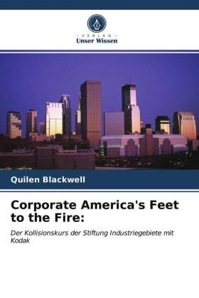 Corporate America's Feet to the Fire: