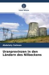 Uranprovinzen in den Ländern des Nilbeckens