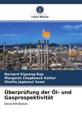 Überprüfung der Öl- und Gasprospektivität