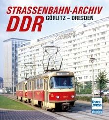 Straßenbahn-Archiv DDR