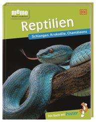 memo Wissen entdecken. Reptilien