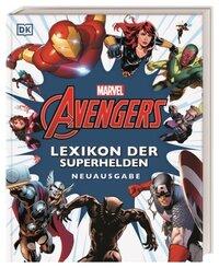 Marvel Avengers Lexikon der Superhelden Neuausgabe