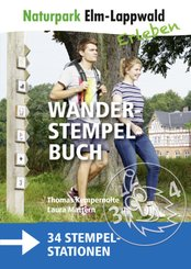 Naturpark Elm-Lappwald - Wanderstempelbuch plus Karte