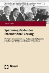 Spannungsfelder der Internationalisierung