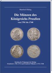 Die Münzen des Königreichs Preußen 1701-1740