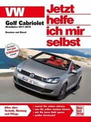 VW Golf 6 Cabriolet