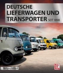 Deutsche Lieferwagen und Transporter