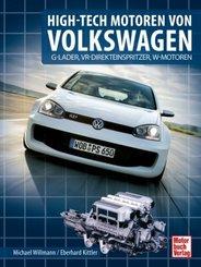 High-Tech Motoren von Volkswagen
