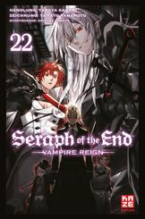 Seraph of the End - Bd.22