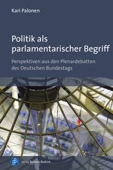 Politik als parlamentarischer Begriff